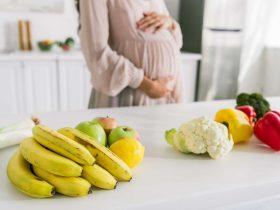 čo jesť a čo nejesť v tehotenstve